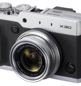 Фотоаппарат Fujifilm X30