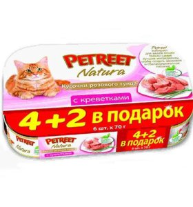 Вкуснейшие консервы для вашей кошечки
