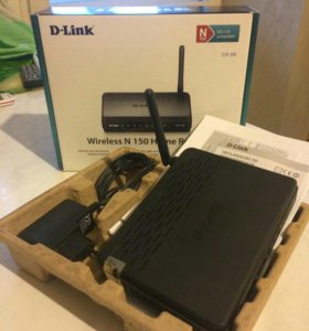 Роутер D-Link, DIR-300