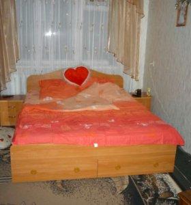 Кровать. 200*160.