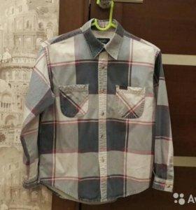 "Фирменная рубашка "" Wrangler"", р.134-140"