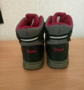 Ботинки ортопедические Орсетто