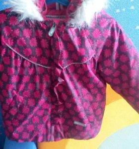 Куртка зимняя Ленне