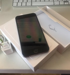 IPhone 6, 128gb space grey