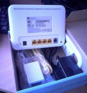 ADSL-роутер HUAWEI HG532e