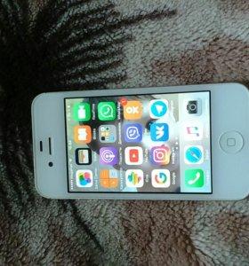 Айфон 4 s16 g