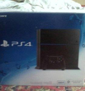 Приставка Sony PlayStation 4 (PS4)