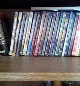 DVD диски продам.