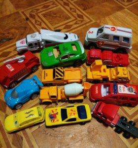 Маленькие машинки для малышей