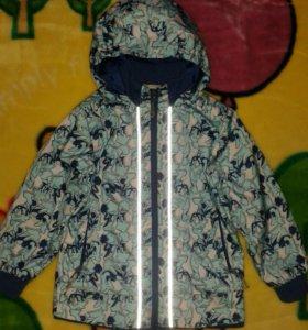 Куртка весна - осень, рост 116