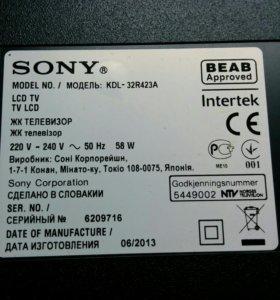 Блок питания для телевизора sony kdl-32r423a