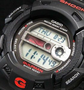 Casio G-shock G-9100