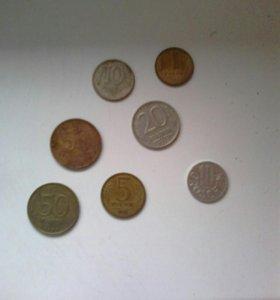 Продам Монеты СССР от 50 рублей