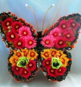 Бабочка иж конфеток