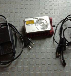 Sony cuber-shot dsc-w180