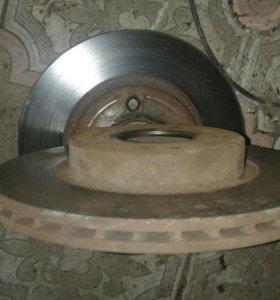 Тормозные диски газ 3110