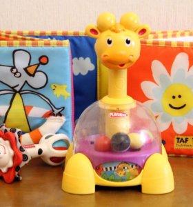 Игрушки Tiny Love, Taf Toys и др.