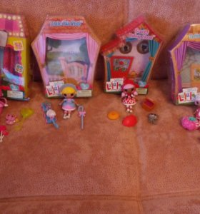 Мини куклы- Lalaloopsy