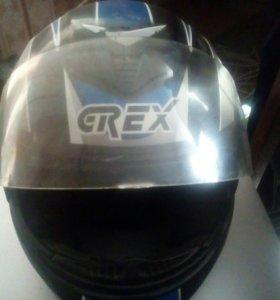 Мото шлем GREX (italy) б/у