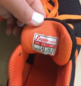 Новые кроссовки на 40-40,5