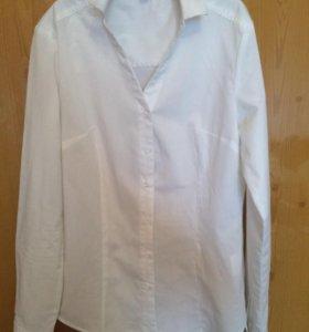 Рубашка белая xs