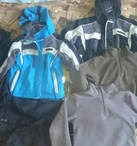 Зимняя одежда Trespass для двойняшек