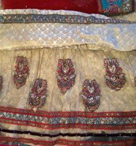 Свадебное платье Индийское