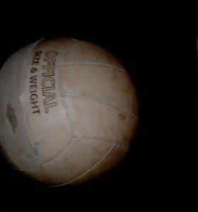 Волебольный мяч100 р