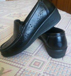 Туфли летние, женские