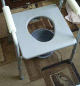 Инвалидный стул -туалет