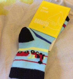 Детские носочки новые