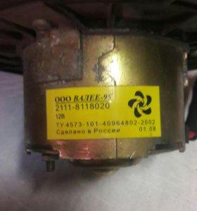 Мотор отопителя на2110