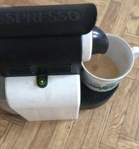 Кофемашина nesspreso