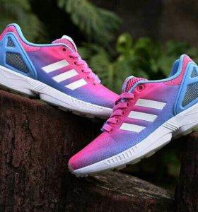 Кроссовки Adidas ZX Flux (женские)