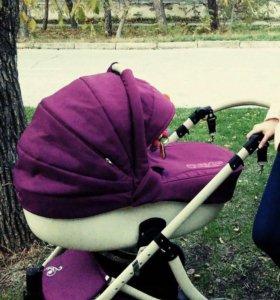 Детская коляска Anmar amber 2 в 1