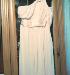 Платье праздничное б/у