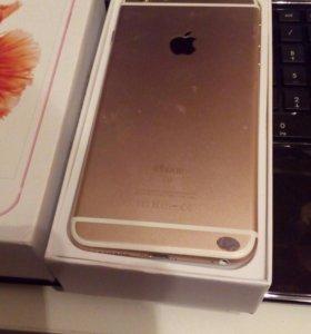 Iphone 6s plus (розовый)