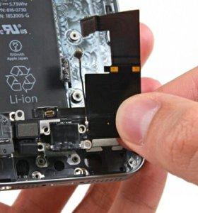 Замена разъёма зарядного устройства iPhone.