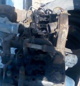 Гбц на двигатель самминс , 3.9 дизель с турбиной