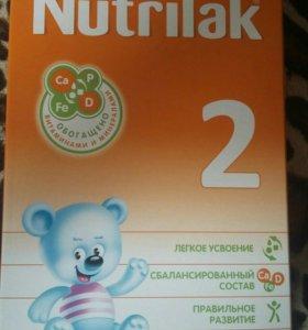 Молочная смесь Нутрилак 2.