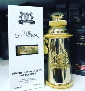Парфюм The Collector Golden Oud 100ml. Tester.