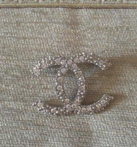 Новая брошка Chanel