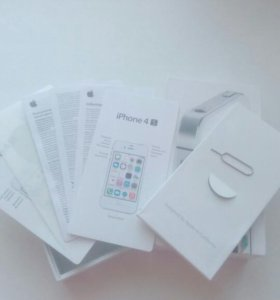 IPhone 4s коробка