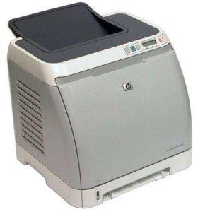 Принтер hp color laser jet 1600