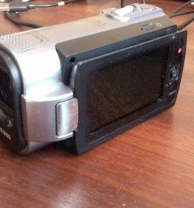 Продам любительскую видеокамеру SANSUNG