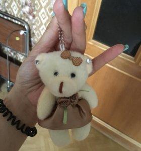 Мишка-брелок