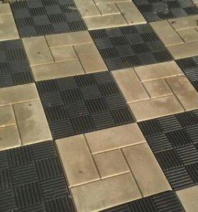 Тротуарная плитка,Блоки