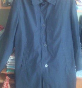 Пальто - плащ мужское 54 56 размер новое
