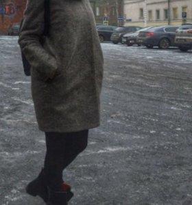 Пальто на весну осень шерсть