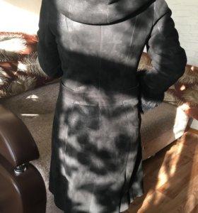 Дубленка женская